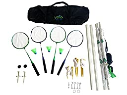 Yolo Sports Game, Badminton Set