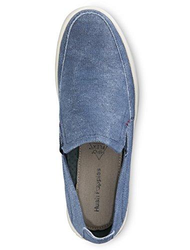 Loafer Men's Roadside Slip Puppies Blue MT On Hush qYSBRW