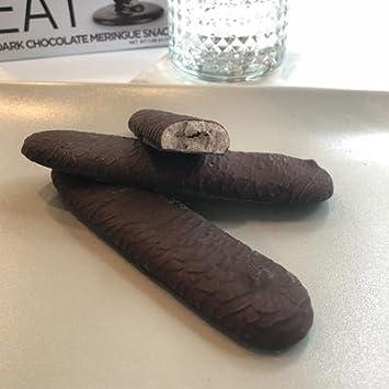 Amazon.com : EAT Dark Chocolate Meringue Wafer Snack (3 Bars) - Kosher, Nut Free, GMO Free, Gluten Free - 1 Pack : Grocery & Gourmet Food