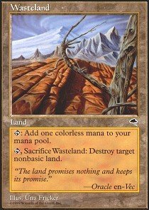 Magic: the Gathering - Wasteland - Tempest from Magic: the Gathering