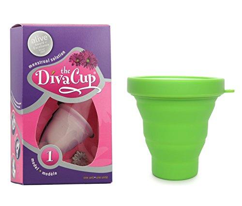 Diva Cup Diva Cup #1 Pre Childbirth