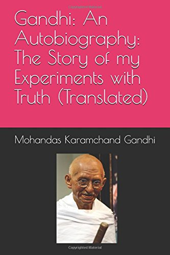 Gandhi: An Autobiography: The Story of my Experiments with Truth (Translated) image 1