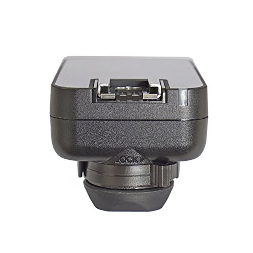 YONGNUO Wireless TTL Flash Trigger YN622N II with High-Speed Sync HSS 1//8000s for Nikon Camera