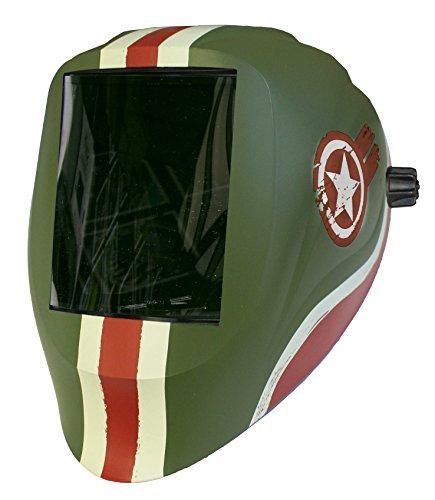 ArcOne V-1555 Vision Passive Welding Helmet, The Tank