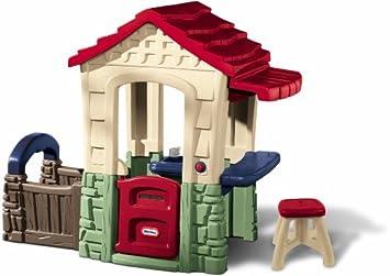 Amazoncom Little Tikes Secret Garden Playhouse Toys Games