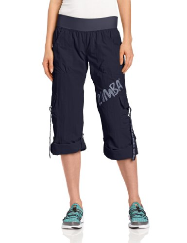 Zumba Fitness LLC Women's Feelin' It Cargo Pants