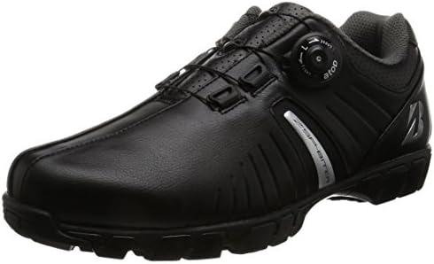ゴルフ ゴルフシューズ、スパイクレス、ダイヤル式 SHG750WB60 メンズ ブラック 26 cm 3E