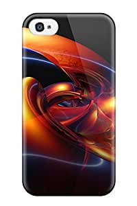 Hot Fashion WmLvmLh4089peGAV Design Case Cover For Iphone 4/4s Protective Case (abstract) by lolosakes