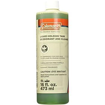 Amazon Com Coleman Toilet Liquid Deodorizer Sports