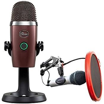 Amazon Com Blue Yeti Nano Premium Usb Microphone Shadow