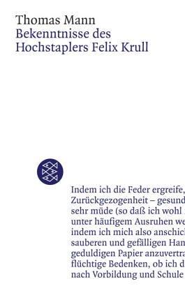 Download Bekenntnisse des Hochstaplers Felix Krull. Limitierte Sonderausgabe. Der Memoiren erster Teil. pdf