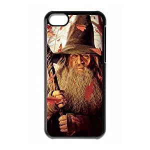 DIY Protective Snap-on Hard Back Case Cover for iPhone 5C with The Hobbit