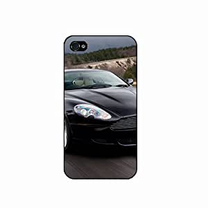 Bondever aston martin thin slim Snap-on Case for iPhone 4