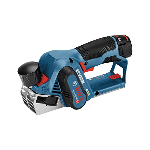 BOSCH GHO 10.8V-20 Professional Charging Planer Easy Grip Brushless Compact Body Only (Bare Tool)