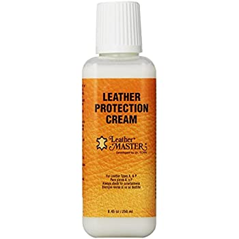 Amazon Com Leather Masters Leather Protection Cream Home
