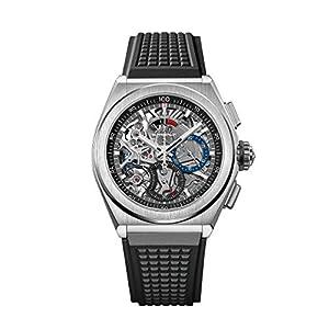 Zenith Defy El Primero 21 - Reloj de Pulsera para Hombre (44 mm, Titanio, 95.9000.9004/78.R782) 1