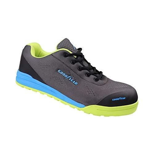 chollos oferta descuentos barato Goodyear GYSHU1569 calzado de trabajo 8 UK 42 EU multicolor 1