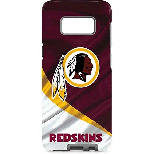 Amazon.com  Skinit NFL Washington Redskins Galaxy S8 Pro Case - Washington  Redskins Design - High Gloss 8e909e6d7