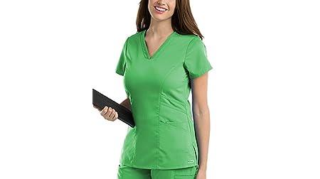 bf83c2003c1 Women's Medical Scrub Shirts | Amazon.com