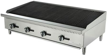 (Migali C-RB48 Competitor Series Radiant Charbroiler, countertop, 48