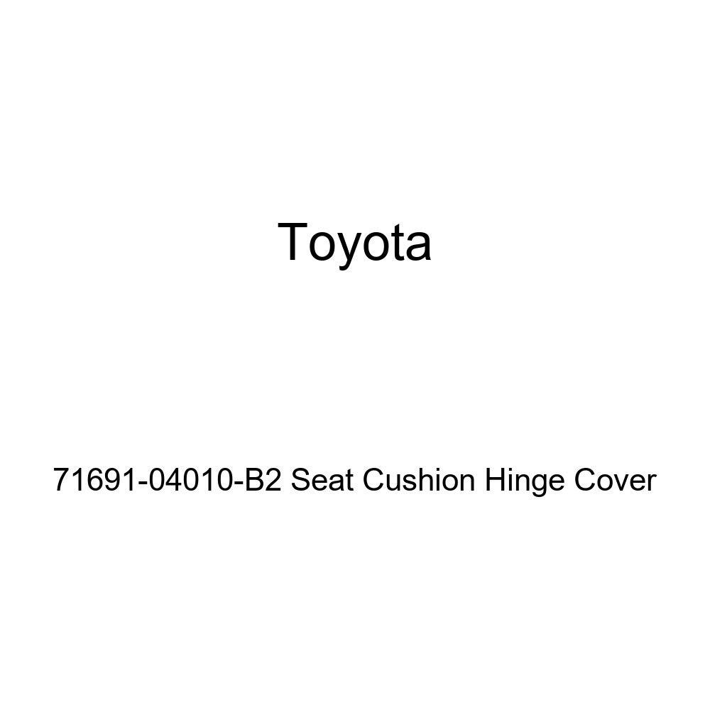 TOYOTA Genuine 71691-04010-B2 Seat Cushion Hinge Cover