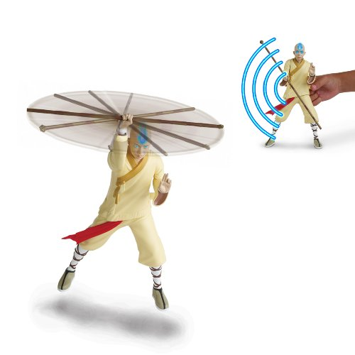Spin Master The Last Airbender - Ultimate Battle Aang Figure with Staff