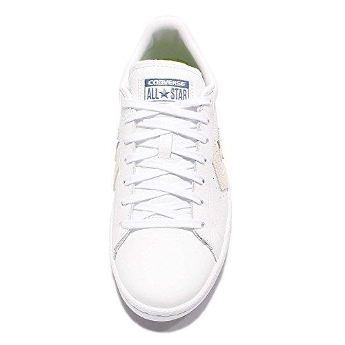 Converse Hombres Pl 76, Blanco / Gris, 11 M Es