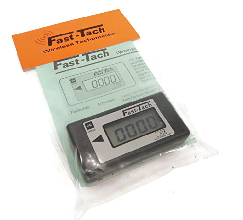 The ROP Shop New OEM TINY TACH WIRELESS HANDHELD TACHOMETER Fast Tach DTI-100 DTI-FT100 Motor by The ROP Shop