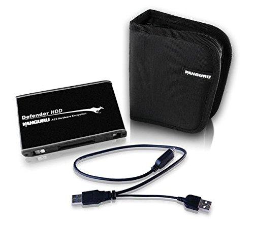 Defender 256 GB External Solid State Drive by Kanguru Solutions (Image #2)