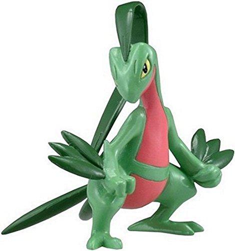 "Takara Tomy Pokemon Monster Collection Mini Figure - 1.5"" Grovyle / Juptile"