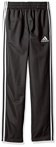 - adidas Boys' Big Tapered Trainer Pant, Black, S