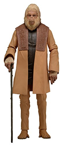 "NECA Planet of The Apes 7"" Classic Series 2 Dr. Zaius v. 2 Action Figure"