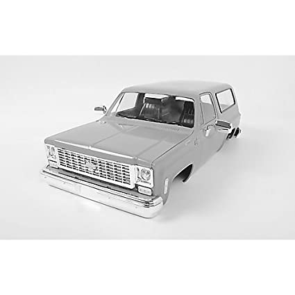 Amazon Rc4wd Z B0092 Chevrolet Blazer Hard Body Complete Set