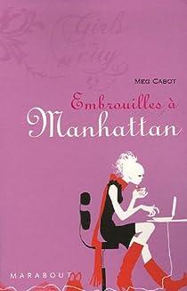 Book's Cover ofEmbrouilles à Manhattan