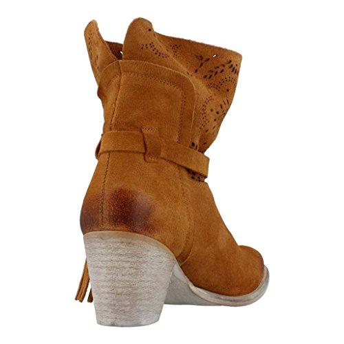 Botas para mujer, color marr�n , marca IS TO ME, modelo Botas Para Mujer IS TO ME CIBELE 9 Marr�n marr�n