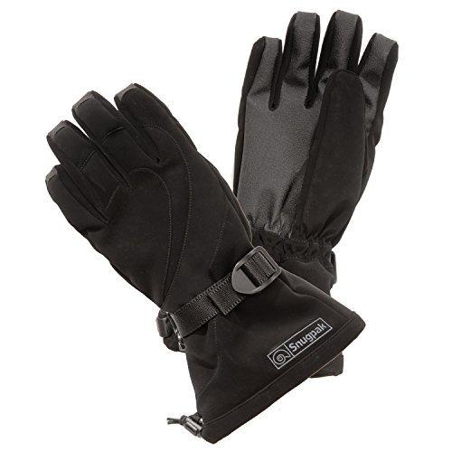 Snugpak Geothermalネオプレン手袋 – ブラック – Large by Snugpak   B01LFMF62I