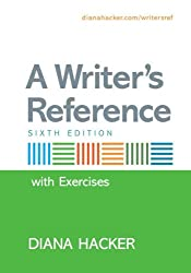 A Writer's Reference: With Exercises