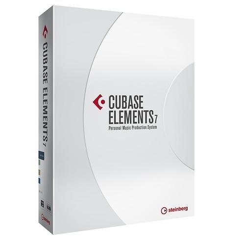 (Steinberg Cubase Elements 7 UPDATE)