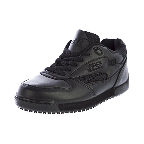 - Shoes For Crews Women's Proclassic III Leather Shoes 7001 Size 4 Black