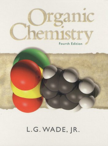 Organic Chemistry (4th Edition) (Diamond Supply Co 1998)