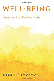 Book Well-Being: Happiness in a Worthwhile Life
