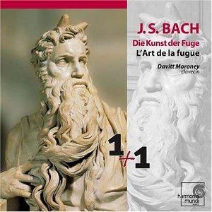 UPC 794881720125, Bach: The Art of Fugue