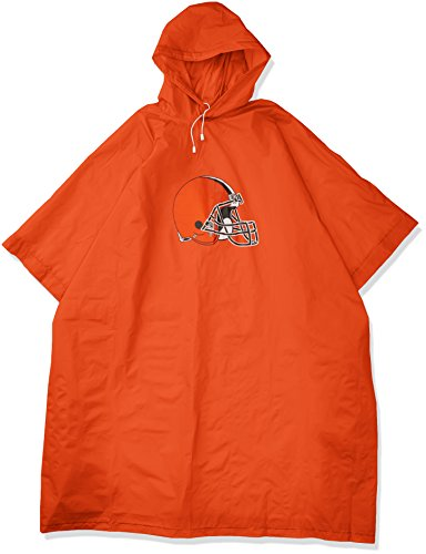 - The Northwest Company Officially Licensed NFL Cleveland Browns Deluxe Poncho