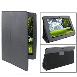 Funda piel, Holder Case Cover para ASUS Eee Pad TF101 /