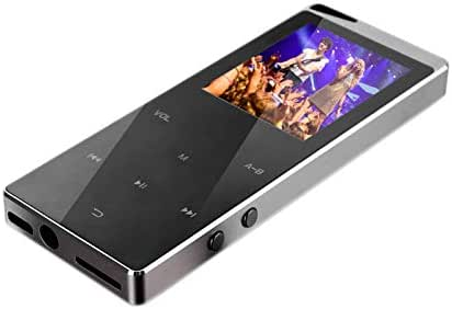 SODIAL Luxury HiFi Lossless MP3 Music Player MP4 Video Player Portable Walkman with 1.8inch Screen Support FM,Recording,E-Book (16GB)