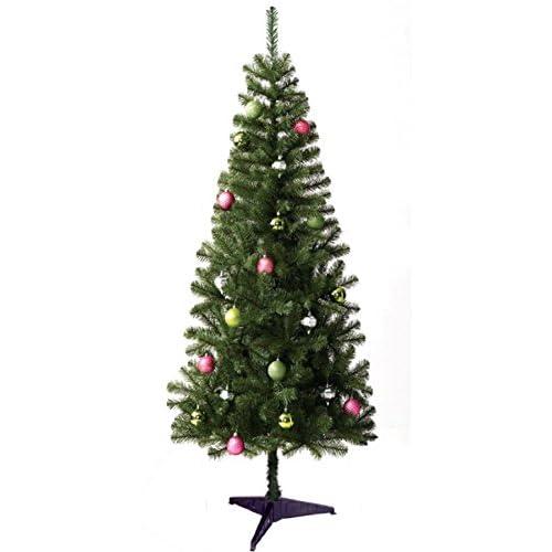 Home Depot Real Christmas Tree Prices: Christmas Tree Pencil Pre Lit: Amazon.com