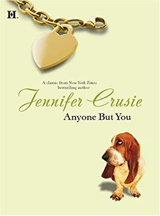 book cover of Anyone But You