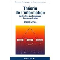 Théorie de l'information - Application aux techniques de communication