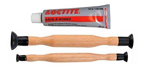 PATE A RODER LOCTITE + 2 RODOIRS DE SOUPAPES OC-PRO