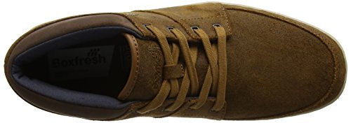 Homme Brown Cluff Boxfresh Cml Marron Marron Baskets EvXqf